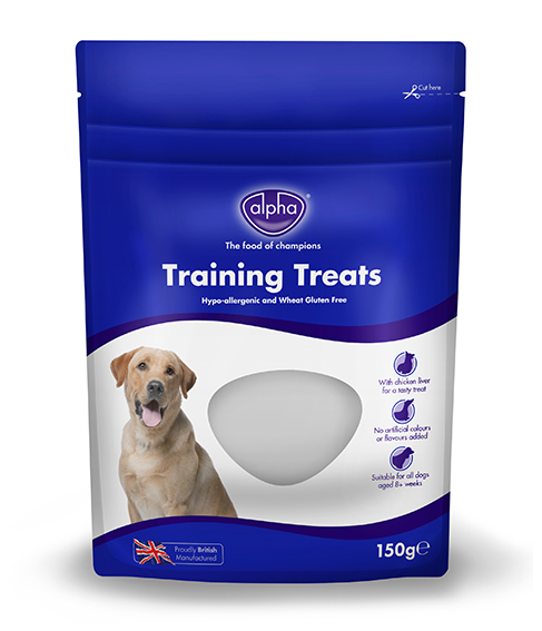 Alpha Feeds training treats